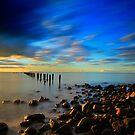 The old Jetty by Ray Yang