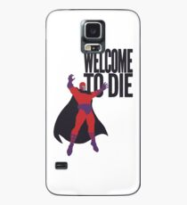 welcome to die Case/Skin for Samsung Galaxy