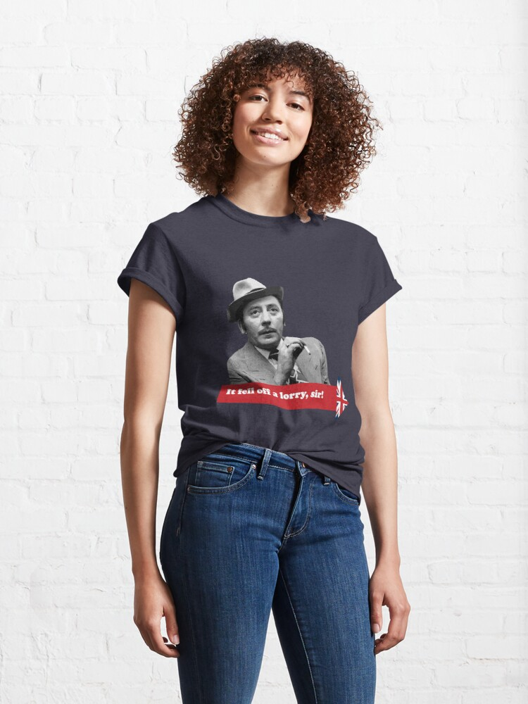 Alternate view of Dad's Army - It fell off a lorry sir! Classic T-Shirt