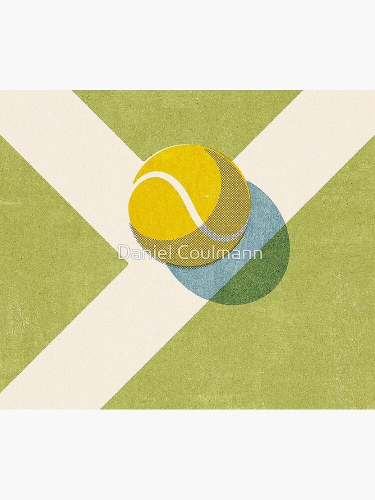 BALLS / Tennis (Grass Court) by danielcoulmann