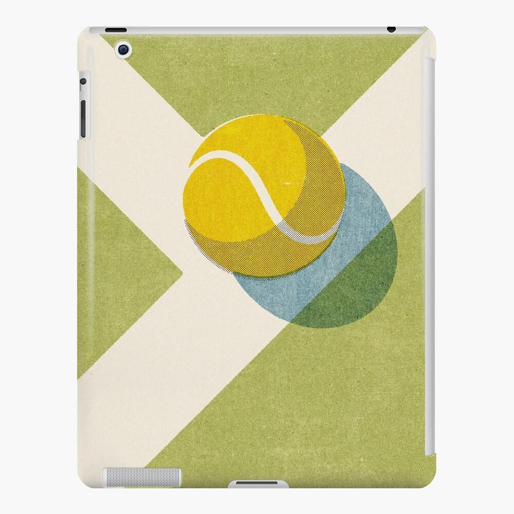 BALLS / Tennis (Grass Court) iPad Case & Skin
