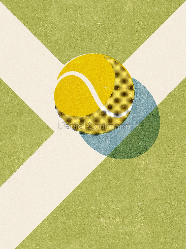 BALLS / Tennis (Grass Court) by danielcoulmann