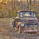 Grandpa's Old Truck by christymcnutt