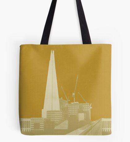 London Fruit Pop Series - Apricot Shard Tote Bag