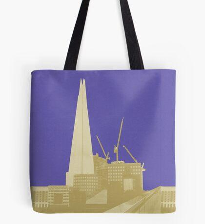 London Fruit Pop Series - Blueberry Shard Tote Bag