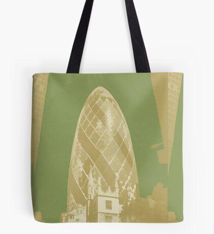 London Fruit Pop Series - Apple Pickle Tote Bag
