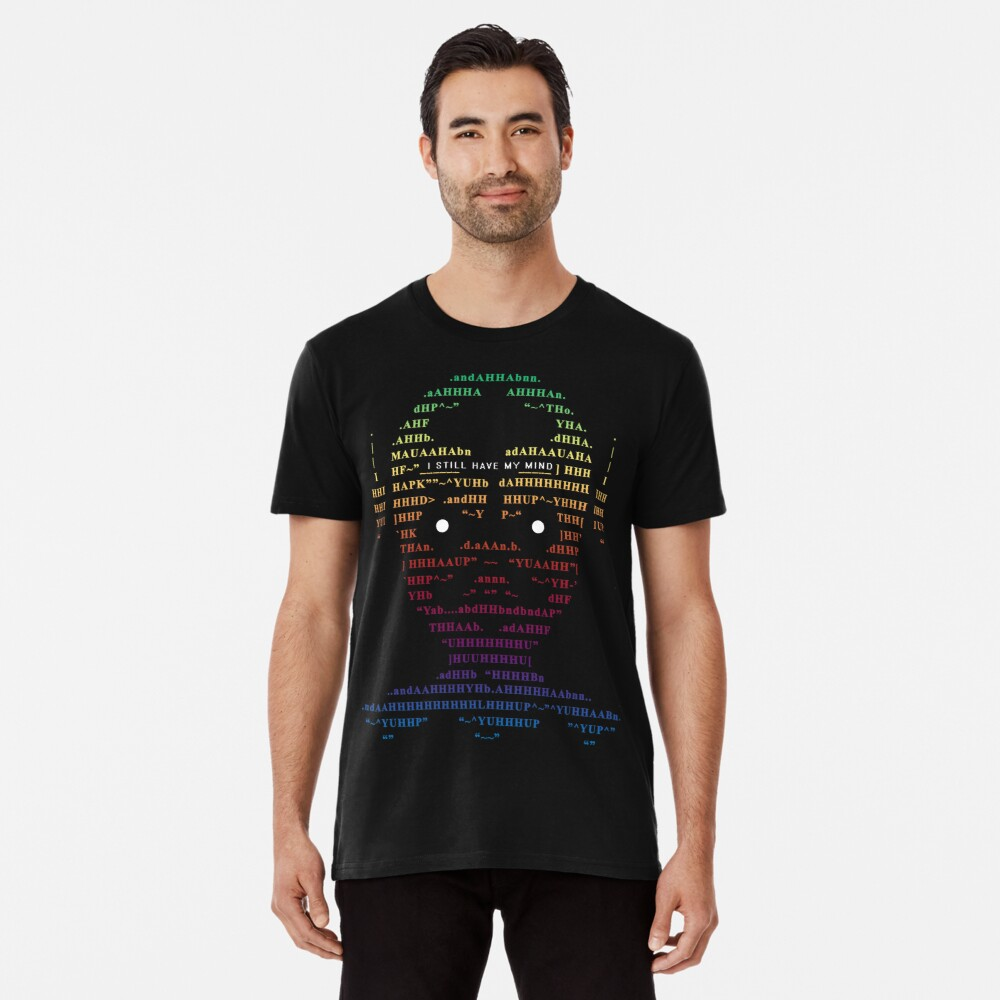 Automation is Here but I Still Have My Mind Premium T-Shirt