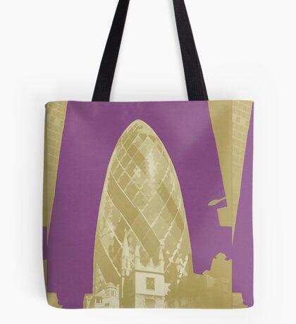 London Fruit Pop Series - Plum Pickle Tote Bag