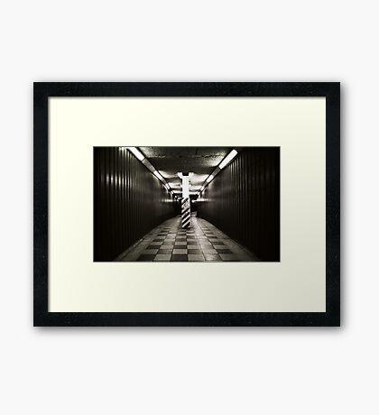Blackfriars Underpass (3) Framed Print