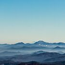 Fog layers, hills and mountains by Patrik Lovrin