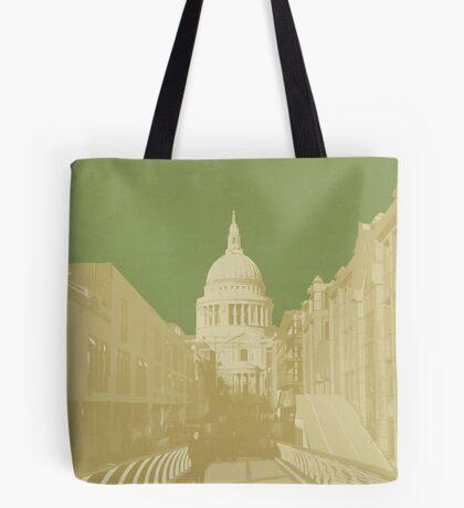 London Fruit Pop Series - Apple Saint Tote Bag