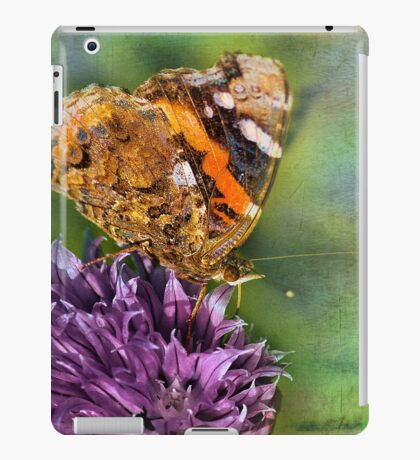 The Red Admiral. iPad Case/Skin