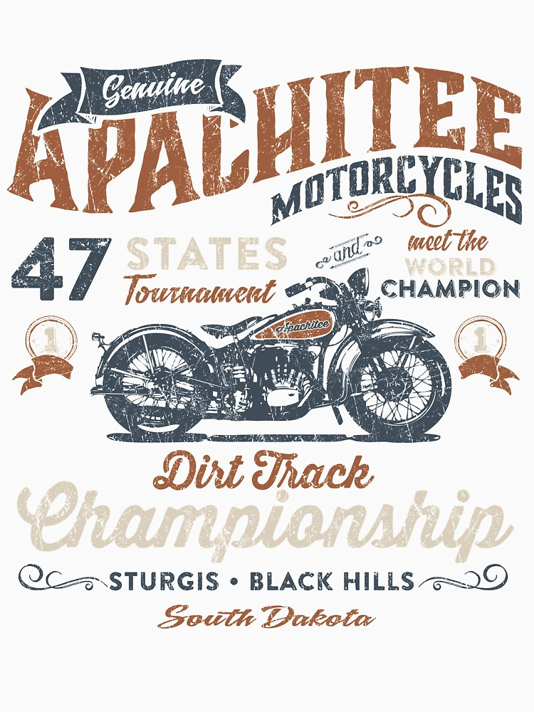 «Dirt Track» par Apachitee
