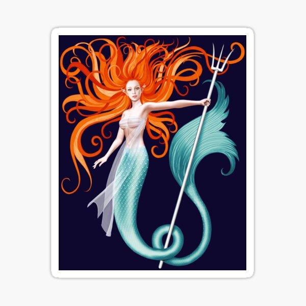 Siren II Sticker
