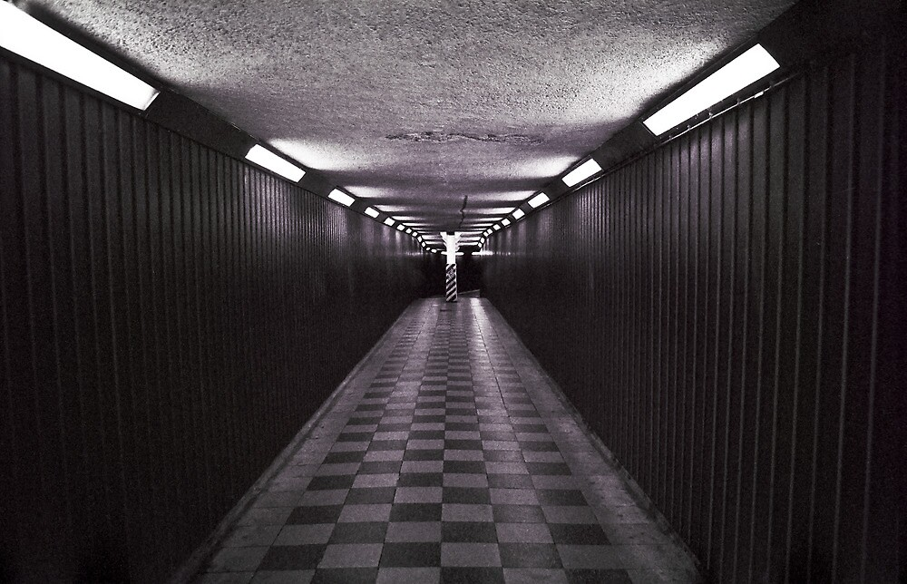 Blackfriars underpass (4) by DBrooks