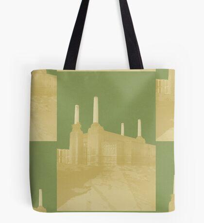 London Fruit Pop Series - Apple Power Tote Bag