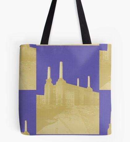 London Fruit Pop Series - Blueberry Power Tote Bag