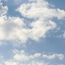 Fluffy Clouds in the Sky by DebbieCHayes