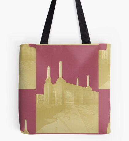 London Fruit Pop Series - Raspberry Power Tote Bag
