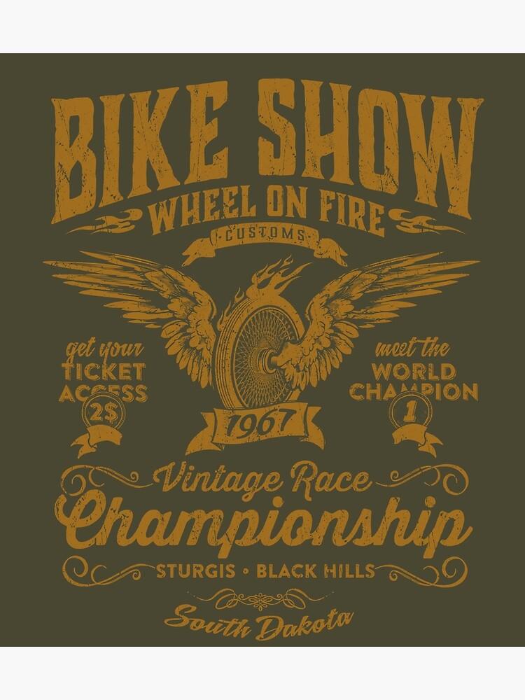 «Bike Show» par Apachitee