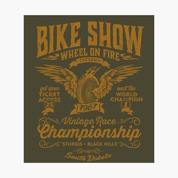 Bike Show Impression photo