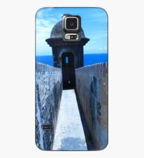 Old San Juan, Puerto Rico Case/Skin for Samsung Galaxy