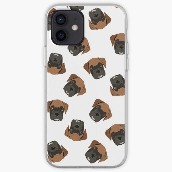 Boxer Puppy Love iPhone Soft Case
