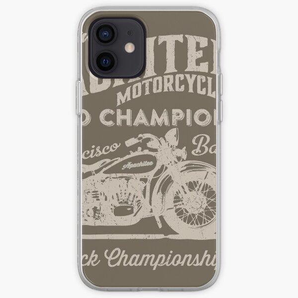 Motorcycles Coque souple iPhone