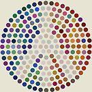Tricolore de la Paix I by BigFatArts