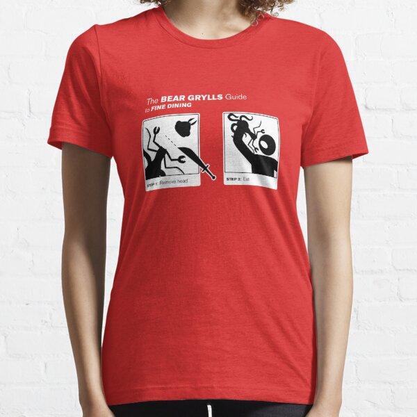 Man vs Lunch Essential T-Shirt