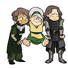 Toph Love by comickergirl
