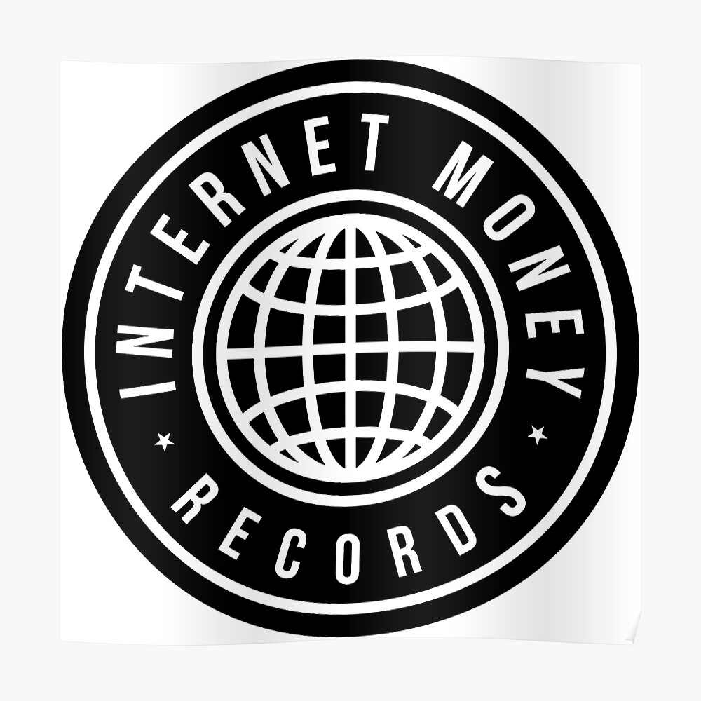 Internet Money Records Sticker By Thehiphopshop Redbubble