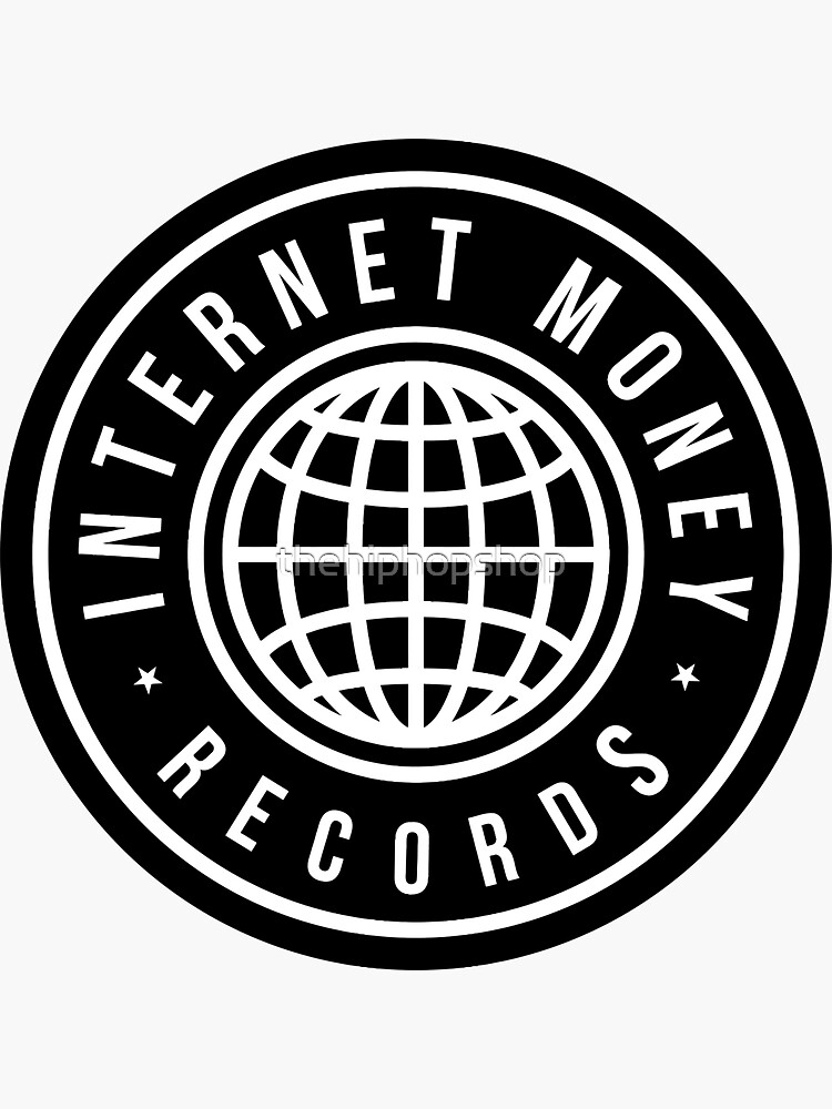 Internet Money Records by thehiphopshop