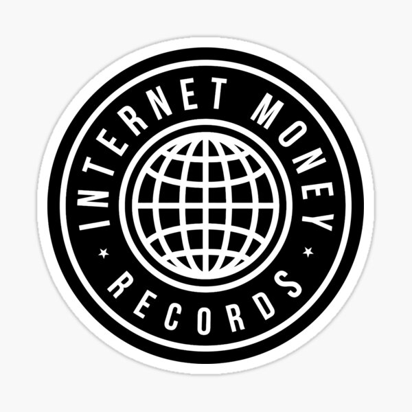 Internet Money Records Sticker
