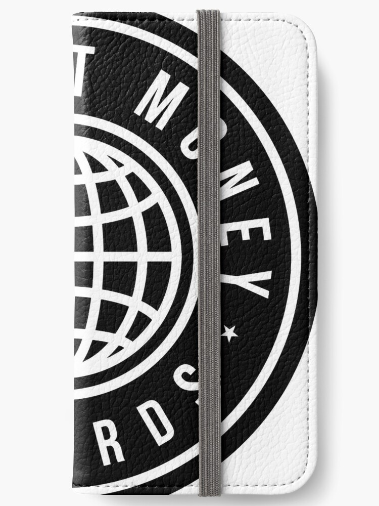 Internet Money Records Iphone Wallet By Thehiphopshop Redbubble