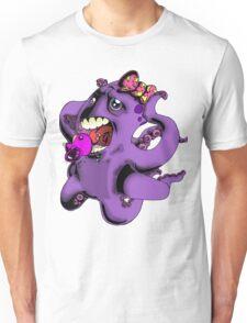 Flight of the Octopus - Girls' Version T-Shirt