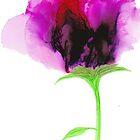 Lila Blütenblätter von MGStrack