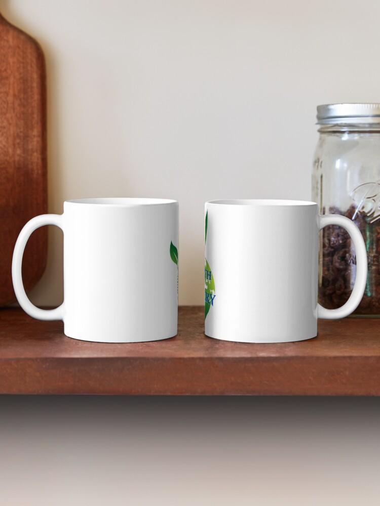 Alternate view of Earth Day Everyday  Mug