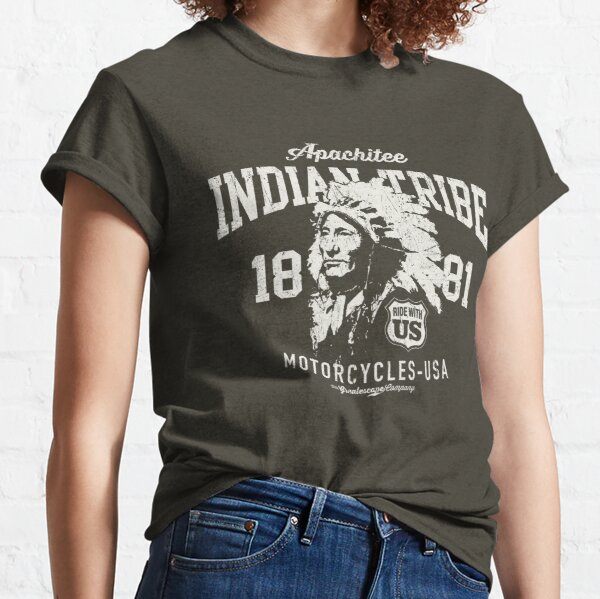 Indian Tribe 1881 T-shirt classique