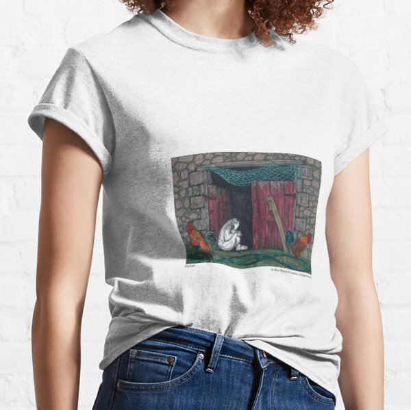 The Journey to the Cross and Beyond - Station 5 - Peter Classic T-Shirt