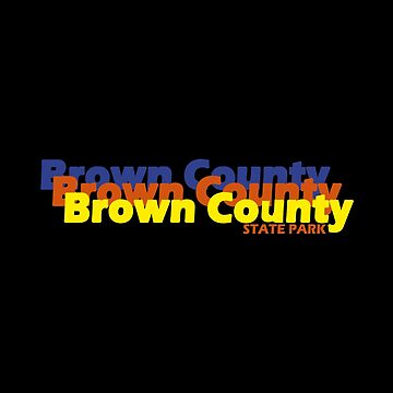 Brown Country State Park Indiana Repeat by fuller-factory