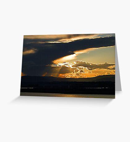 Heaven's Gate (5) Greeting Card