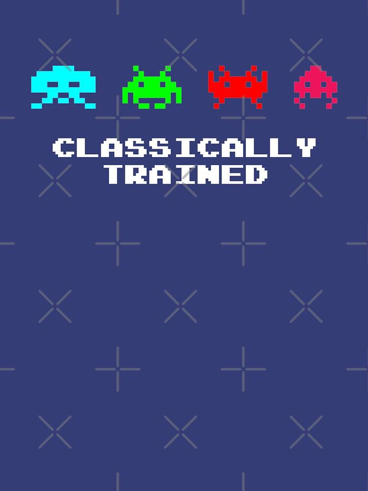 Geekdom - Classically Trained by ccorkin