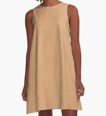 Check Out Cheeky - What else could it be? A-Line Dress