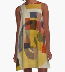 Formen formen ZWEI A-Linien Kleid