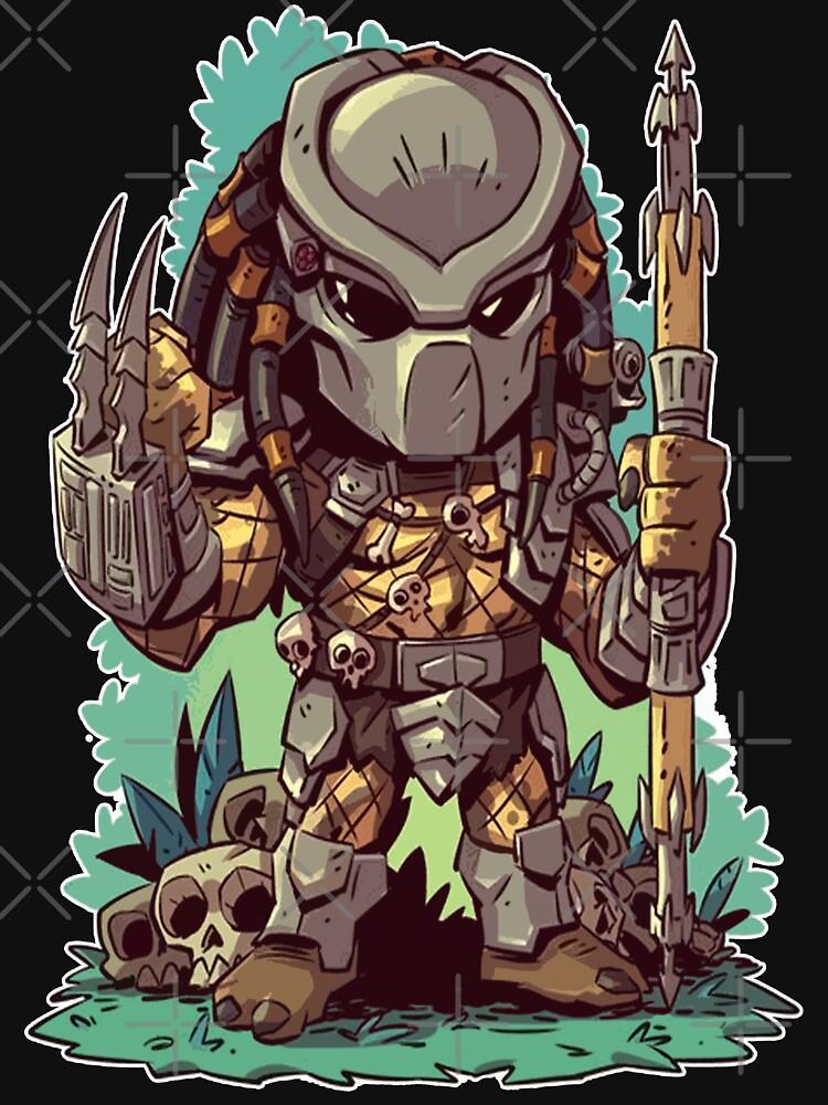 The Hunter by TSHIRTPIMP