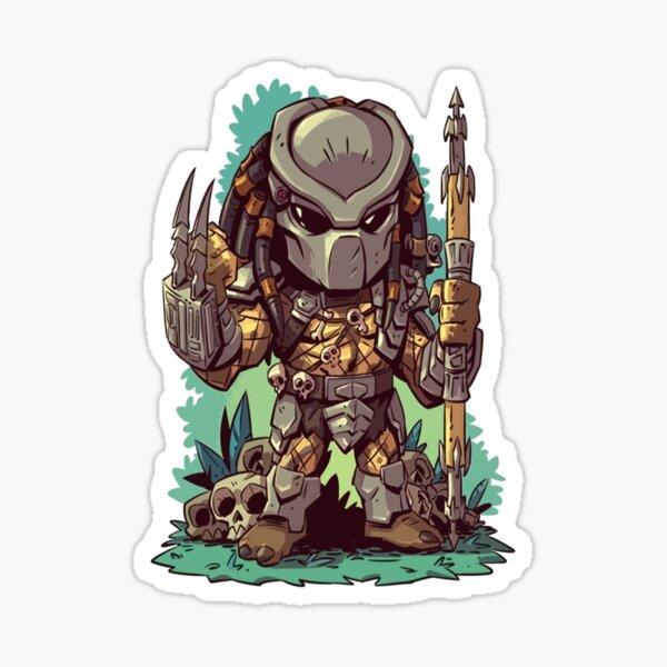 Le chasseur Sticker