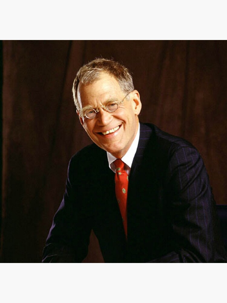 David Letterman by AndrewGoodman