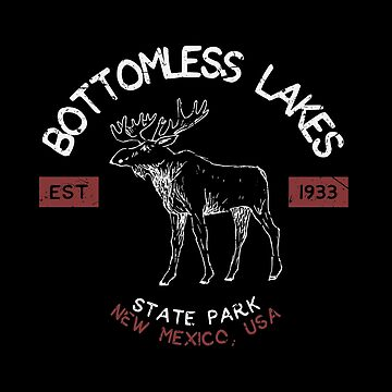 Bottomless Lakes State Park New Mexico by fuller-factory