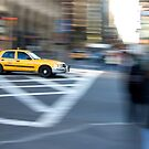 Taxi Cab New York by Hugster62